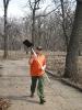 Субботник в Загородном парке (2011 г)